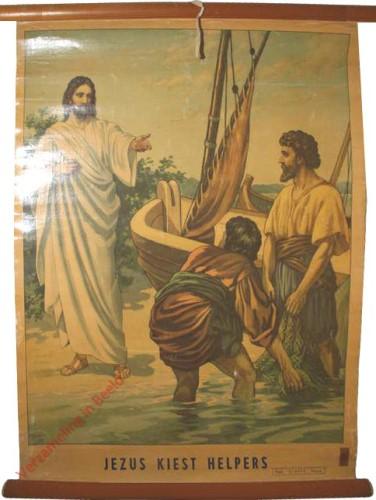 22 - Jezus kiest helpers [Steppe]
