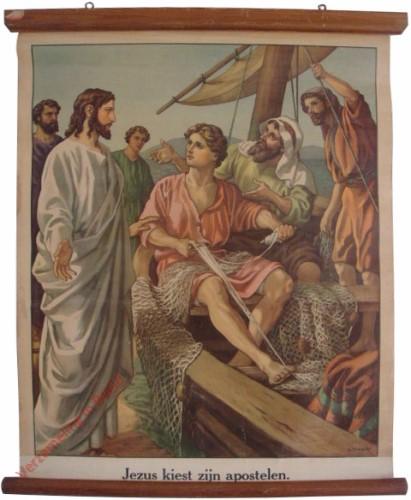 25 - Jezus kiest zijn apostelen
