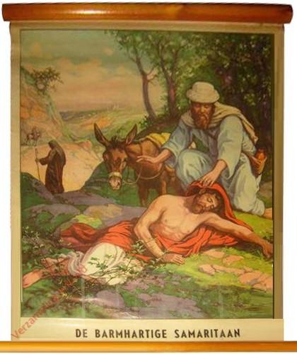 32 / Rol 4 nr 2 - De barmhartige samaritaan