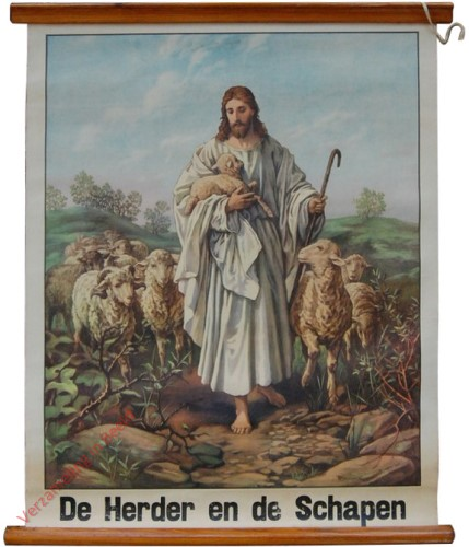 34 / Rol 4 nr 1 - De herder en de schapen