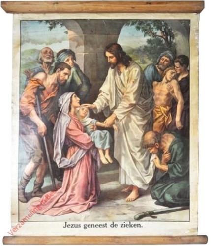 38? - Jezus geneest de zieken