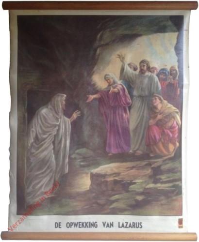 39 - De opwekking van Lazarus [Steppe]