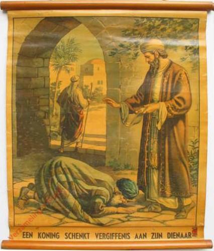 43 / Rol 4 nr 12 - Een koning schenkt vergiffenis aan zijn dienaar [Steppe]