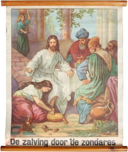 47? / Rol 4 nr 11 - De zalving door de zondares [Steppe]