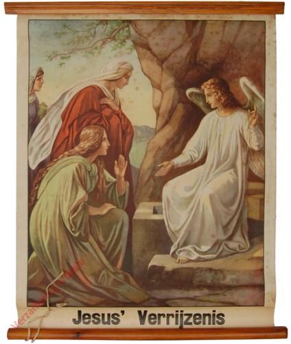 50 - Jezus' verrijzenis