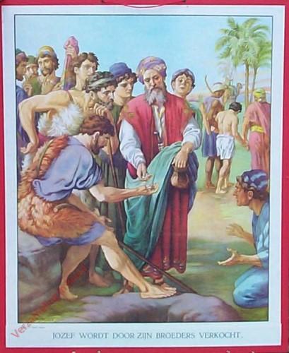 8 - Jozef wordt door zijn broers verkocht