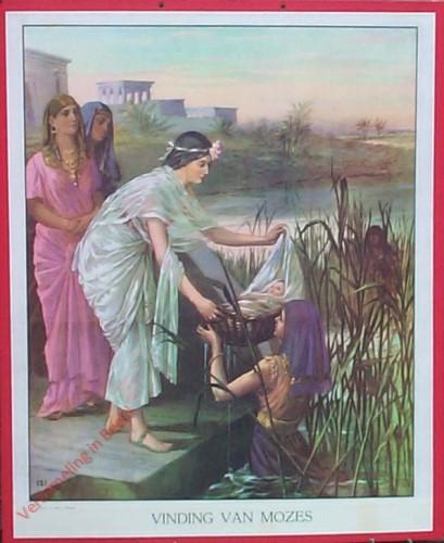10 - Vinding van Mozes