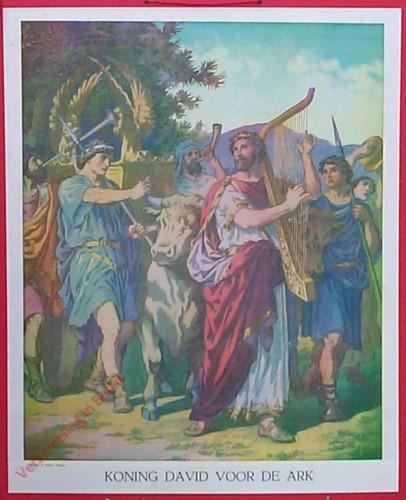 13 - Koning David voor de ark