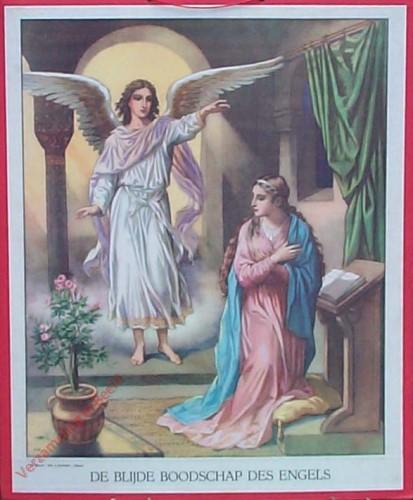 13 - De Engel Gabri�l verschijnt aan Maria