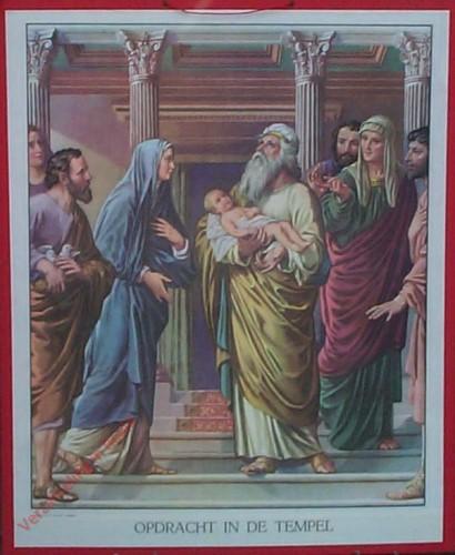 16 - Opdracht in de tempel