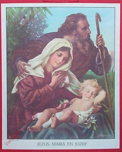 19 - Jezus Maria en Jozef