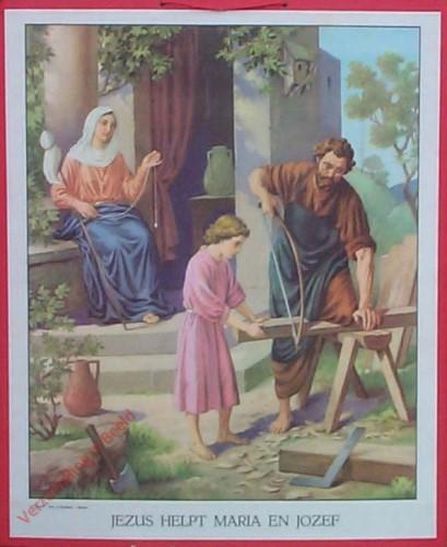 20 - Jezus help Maria en Jozef