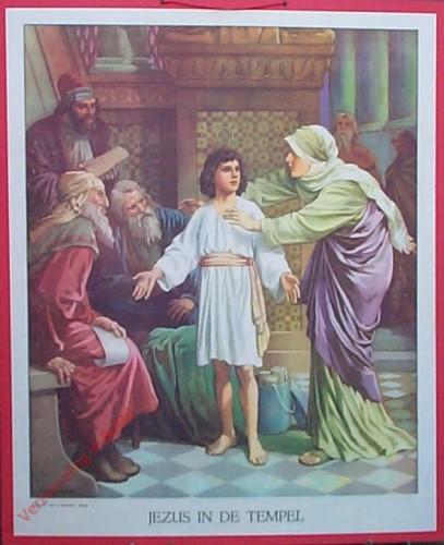 21 - Jezus in de tempel