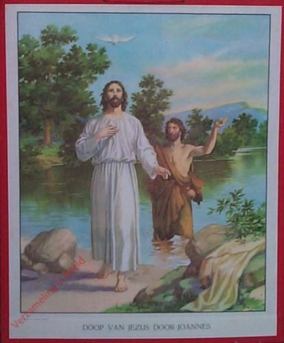 22 - Doop van Jezus door Johannus