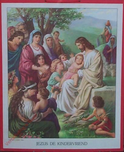 24 - Jezus de kindervriend