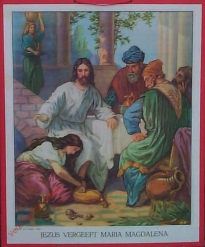 25 - Jezus vergeeft H. Magdalena