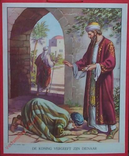 33 - De koning vergeeft zijn dienaar