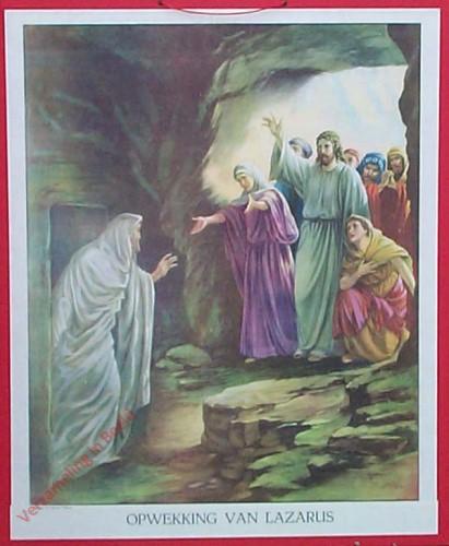 37 - Opwekking van Lazarus