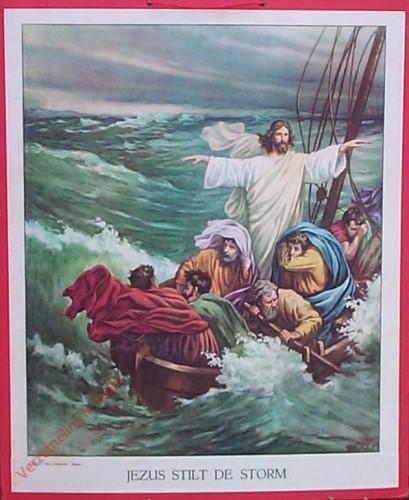 41 - Jezus stilt de storm