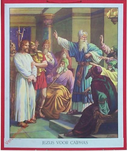 47 - Jezus in de hof van olijven