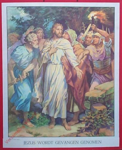 48 - Jezus gevangen genomen
