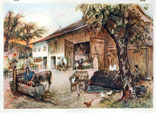 25 - Bauernhof (Nordschweiz)