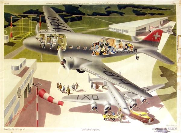 31 - Verkehrsflugzeug