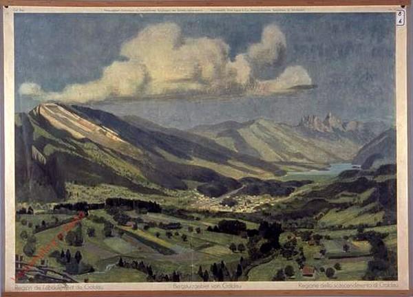 37 - Bergsturzgebiet von Goldau