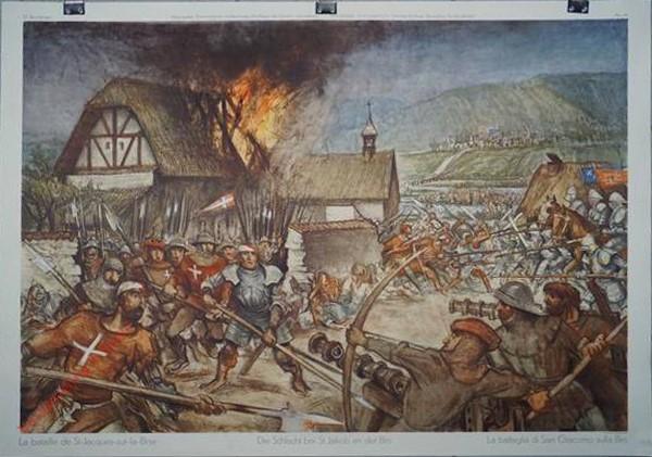 45 - Die Schlacht bei St. Jakob an der Birs