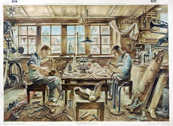 55 - Schuhmacherwerkstatt