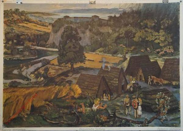 71 - Alemannische Siedlung