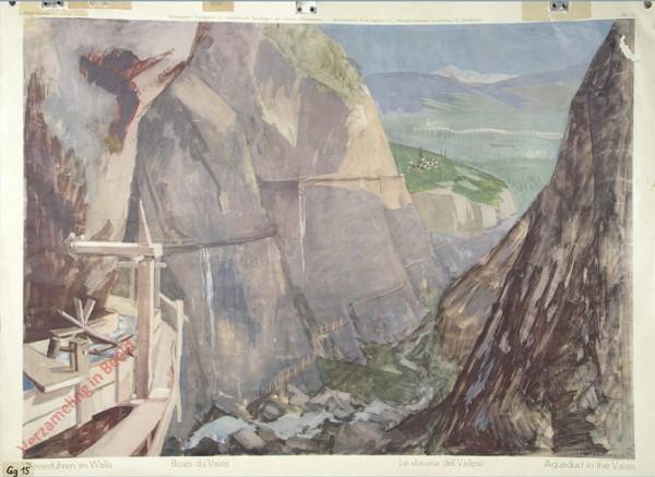 73 - Wasserfuhren im Wallis
