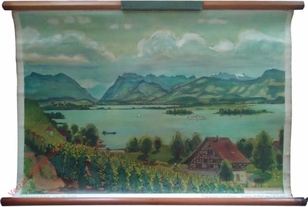 85 - Zürichseelandschaft