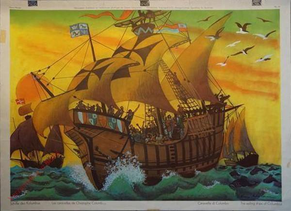 99 - Schiffe des Kolumbus