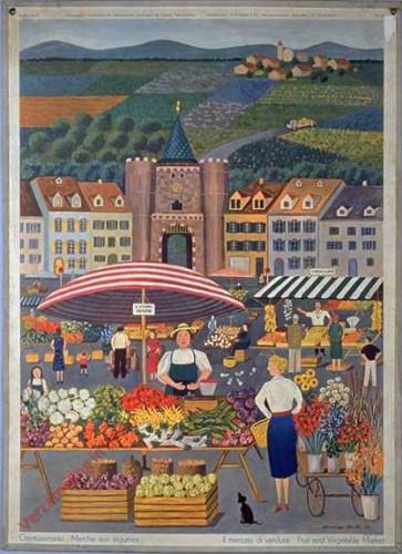 111 - Gemüsemarkt