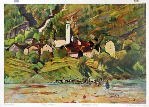 114 - Tessiner Dorf