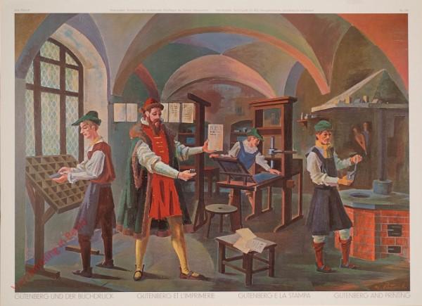 154 - Gutenberg und der Buchdruck