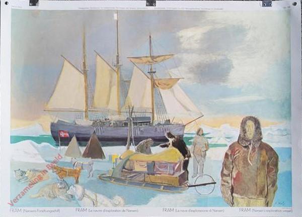158 - FRAM (Nansens Forschungsschiff)