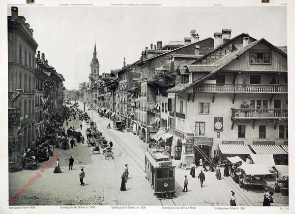 216 - Spitalgasse Bern 1906