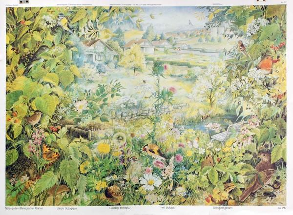 217 - Naturgarten/Biologischer Garten