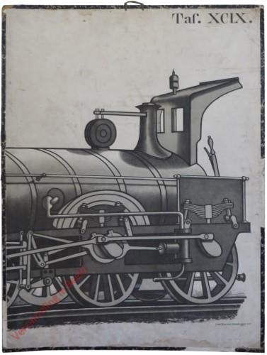 XCIX - [Locomotief]