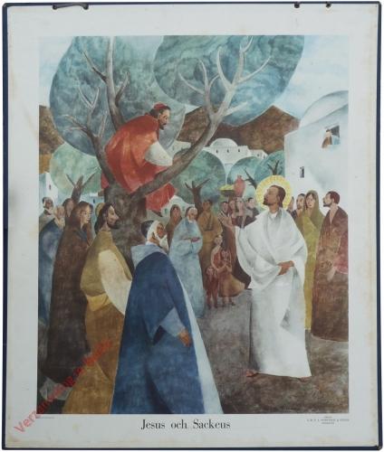 Jesus och Sackeus