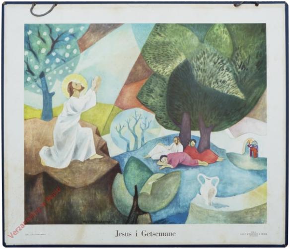 Jesus I Getsemane